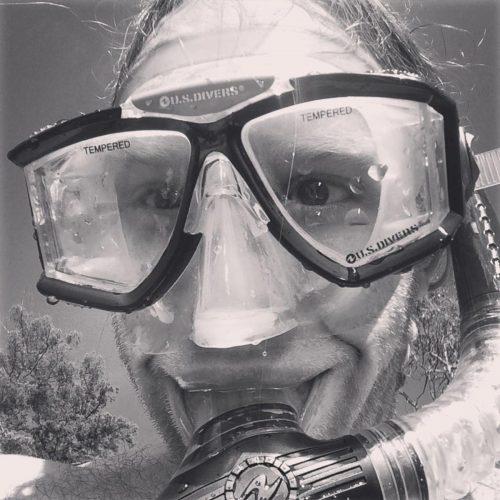 Snorkel gear is best used in PNW tidepools!